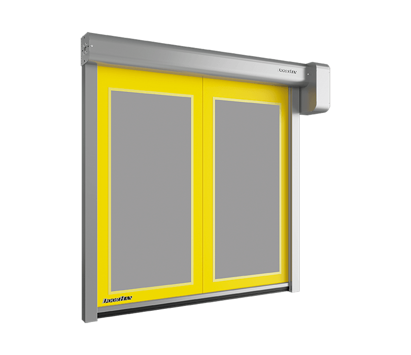 High-Speed Roll-Up Doors for Food Processing Industry of SpeedRoll SDF Series