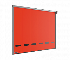 High-Speed Roll-Up Doors for Outdoor Applying of SpeedRoll SDO Series