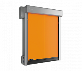 High-Speed Roll-Up Doors for Freezer Rooms of SpeedRoll SDC Series