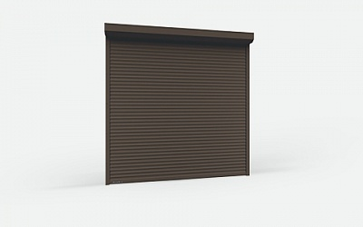Window Shutters of RH45PN Foam-Filled Perforated Profile