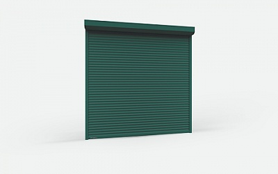 Burglary Resistant Rolling Shutters of RHE45M Extruded Profile