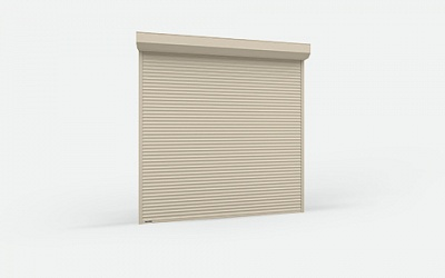 Counter Shutters of RH58PM Foam-Filled Perforated Profile